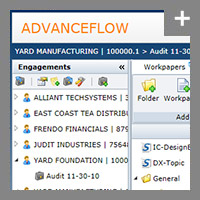 AdvanceFlow puts all your workapers just a click away