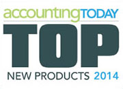 Accounting Today 2014 Top New Products