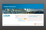 Product Assistance homepage
