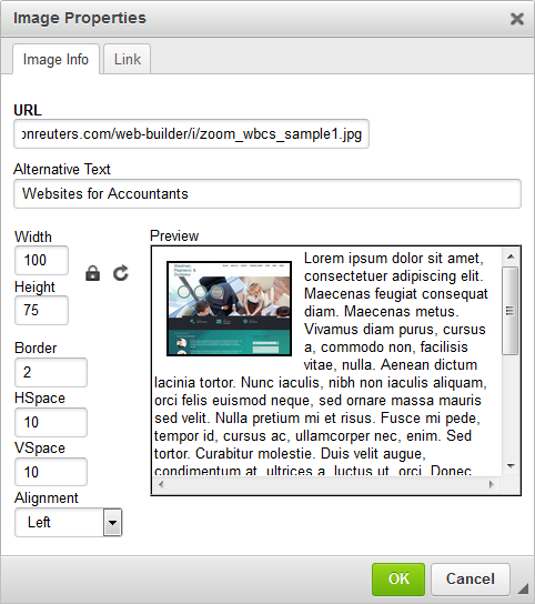 What You See Is What You Get (WYSIWYG) Site Editor Overview