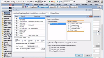 Creating and Logging Electronic Filing Status Events video screenshot