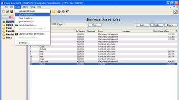 Disposing of Multiple Assets with Fixed Assets CS and UltraTax CS video screenshot
