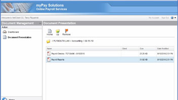 Online Payroll Services for Your Clients by myPay Solutions video screenshot