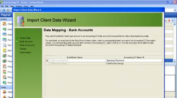 QuickBooks Import into Accounting CS video screenshot