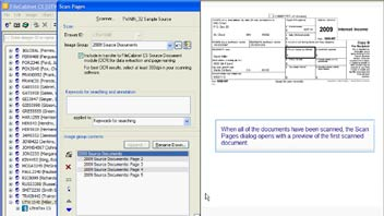 Retrieving Data from Scanned Documents with the FileCabinet CS Source Document Module video screenshot