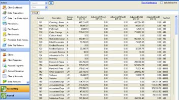 Trial Balance with Accounting CS video screenshot