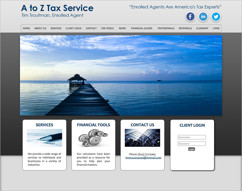 Free Accountant Website Templates CPA Logo Designs And More - Tax website templates